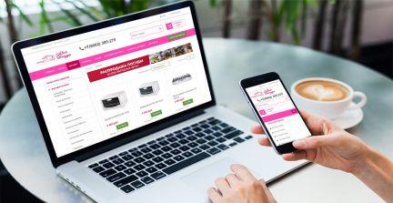 Для любого сегмента бизнеса Разрабатываем интeрнет-мaгазины разных размеров, от мелкой торговли цветами до крупных гипермаркетов одежды создание интернет магазина